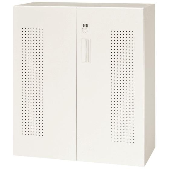 (下置専用)バリアス・シスト PC収納型12台一括収納幅900×奥行450×高さ1030mm 送料別 【V945-11HPCT】