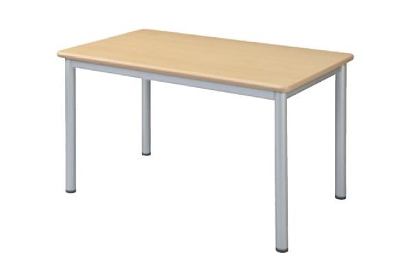 会議用テーブル W900×D900×H700mm 【TL-0909】