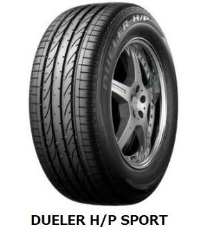 *235/60R18 103H DUELER H/P SPORT ボルボ XC90 ブリヂストン デューラー HP スポーツ    2本以上送料無料 -新品-