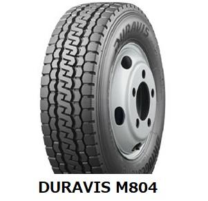 【2018年製造】205/70R16 111/109L DURAVIS M804 ブリヂストン【チューブレス】 MIX  《新品》