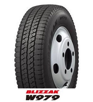 【2019年製造】205/75R16 113/111L BLIZZAK W979 2本以上送料無料 ブリヂストン ブリザック チューブレス -新品-