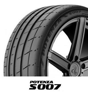 【2018年~製造】205/45R17 84W POTENZA S007 送料無料 ノートnismoS 新車装着 ブリヂストン ポテンザ《新品》