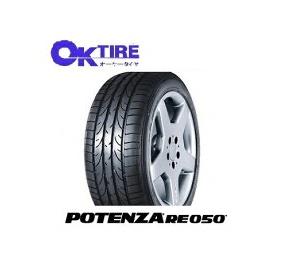 255/40R18 95Y POTENZA RE050 送料無料 レクサス IS ブリヂストン ポテンザ《新品》
