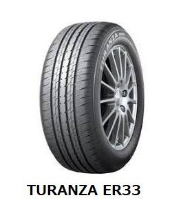 【2020年製造】205/60R16 92V TURANZA ER33 2本以上送料無料 マツダ新車装着用 ブリヂストン トランザ -新品-