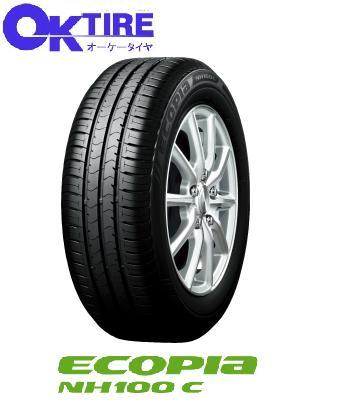 【2020年製造】185/60R15 84H ECOPIA NH100 C 2本以上送料無料 -新品- ブリヂストン エコピア
