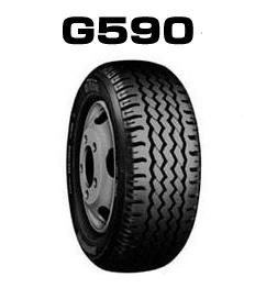 【2020年製造】205/70R16 111/109L G590 チューブレス リブ ラグ 2本以上送料無料 ブリヂストン トラック・ダンプ用 -新品-