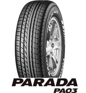 ■製造年週確認可■225/50R18C 107/105H PARADA PA03 ホワイトレター 2本以上送料無料 ヨコハマ パラダ -新品-