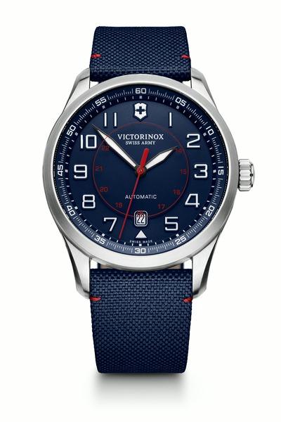 【正規輸入品・日本総代理店保証つき新品】VICTORINOX ビクトリノックス 腕時計 エアボス・メカニカル数量限定モデル 241792