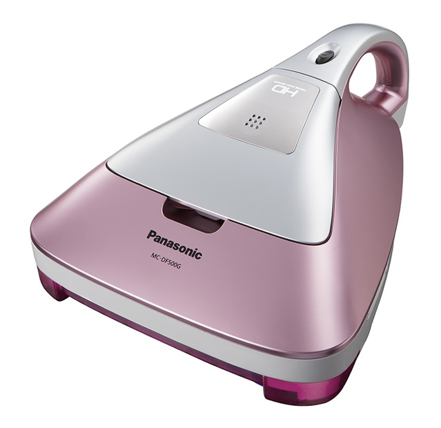 布団掃除機 紙パック式 パナソニック MC-DF500G-P ピンク
