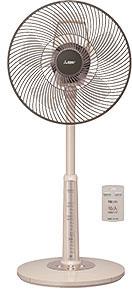扇風機 リモコン付き ACモーター 三菱電機 三菱電機 扇風機R30J-RW-T 扇風機 ココアベージュ, ゼロスポーツ:a9b63120 --- officewill.xsrv.jp