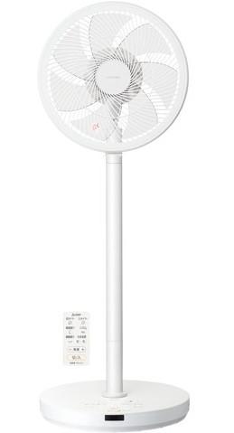 扇風機 三菱電機 リモコン付き R30J-DDY-W ピュアホワイト