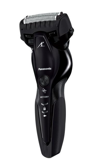 メンズシェーバー Panasonic ラムダッシュ 3枚刃 ES-ST6R-K ブラック