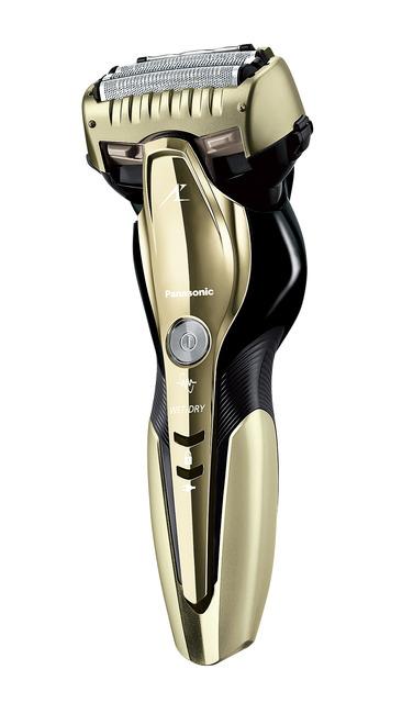 メンズシェーバー ラムダッシュ パナソニック 3枚刃 ES-ST8Q-N ゴールド
