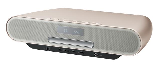 ステレオシステムコンポ パナソニック SC-RS55-N ウォームゴールド