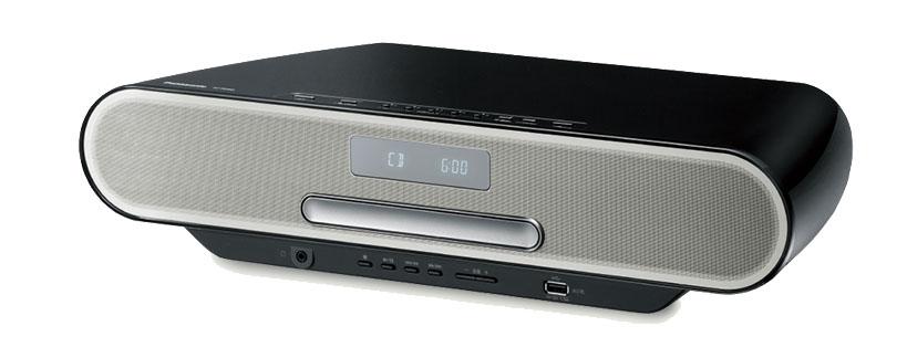 ステレオシステムコンポ パナソニック SC-RS60-K ブラック