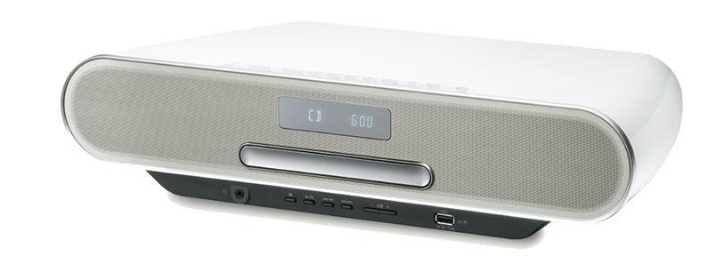 ステレオシステムコンポ パナソニック SC-RS60-W ホワイト