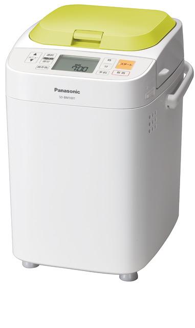 ホームベーカリー パナソニック 1斤タイプ SD-BM1001
