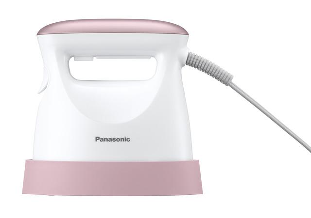 衣類スチーマー パナソニックNI-FS550-PP ペールピンク