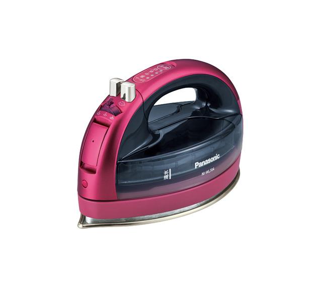 アイロン コードレス スチーム パナソニック NI-WL704-P ピンク