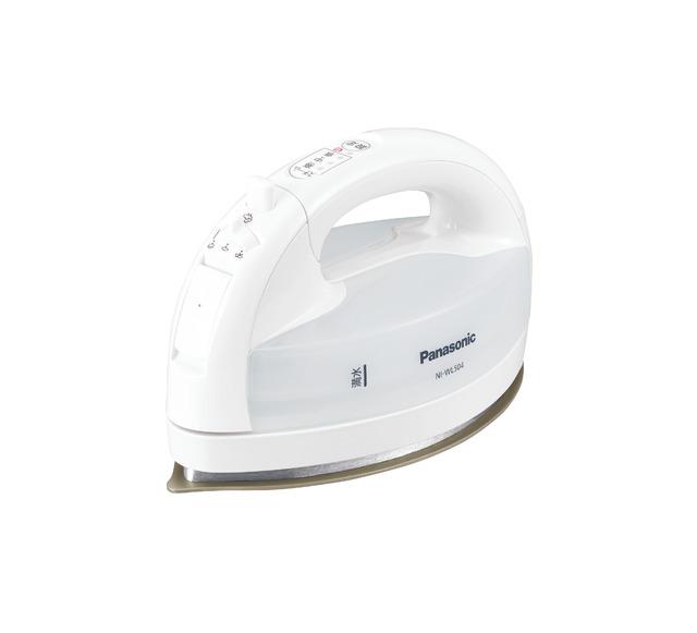 アイロン コードレス スチーム パナソニック NI-WL504-W ホワイト