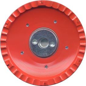 【送料無料】ツボ万 TSUBOMAN 鋼板用 静音マクトルオレンジ  MC-926MФ92 M10ネジ