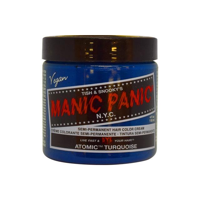 ヘアカラー MANIC 格安 価格でご提供いたします PANIC-マニックパニック- B アトミックターコイズ _3aj 商品
