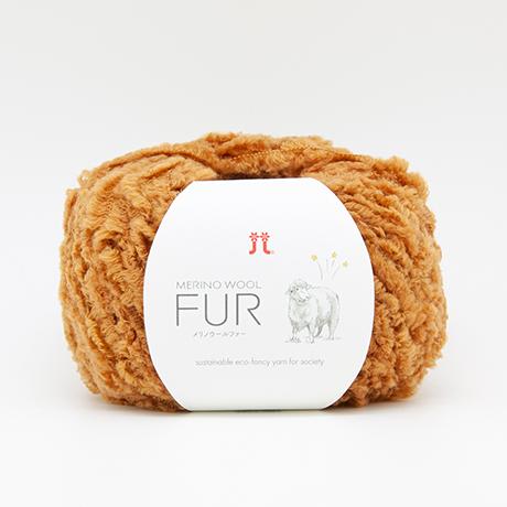 新作からSALEアイテム等お得な商品 満載 毛糸 ハマナカ メリノウールファー M 色番3 _b1_ 売り込み