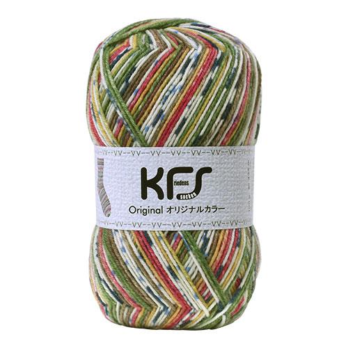 毛糸 Opal-オパール- オリジナルカラー KFS102.ロリポップ _b1j M 35%OFF グリーン レッド系マルチカラー 豊富な品