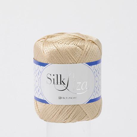 手編み糸 リッチモア シルクリーザ M _b1_ 選択 色番3 大好評です