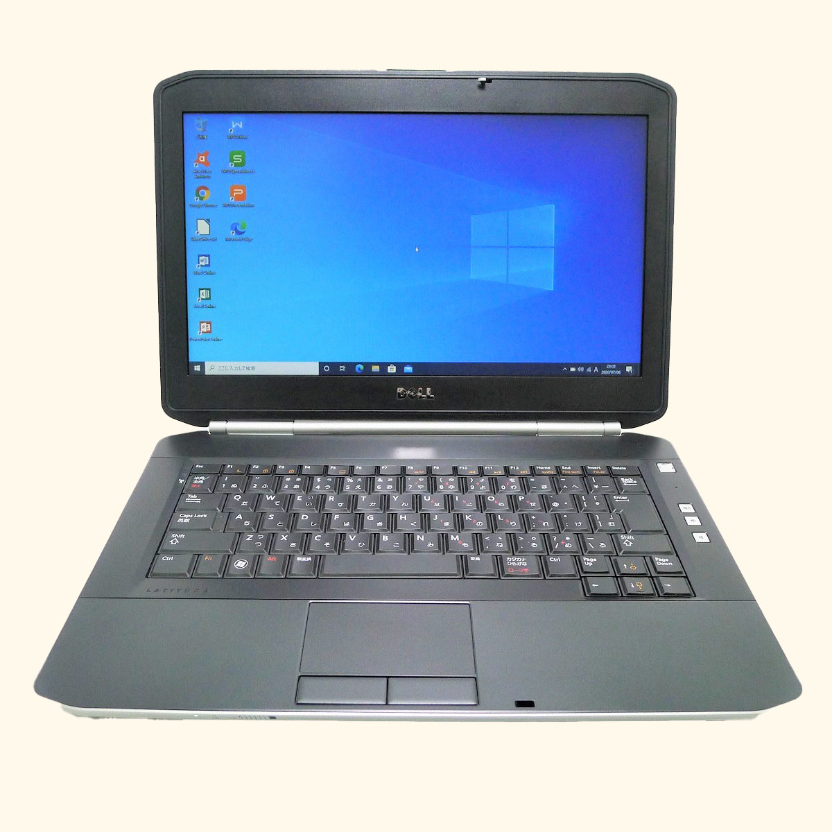 DELL Latitude E5420 Core i3 4GB HDD250GB DVD-ROM 無線LAN Windows10 64bitWPSOffice 14.0インチ HD 中古 中古パソコン 【中古】 ノートパソコン