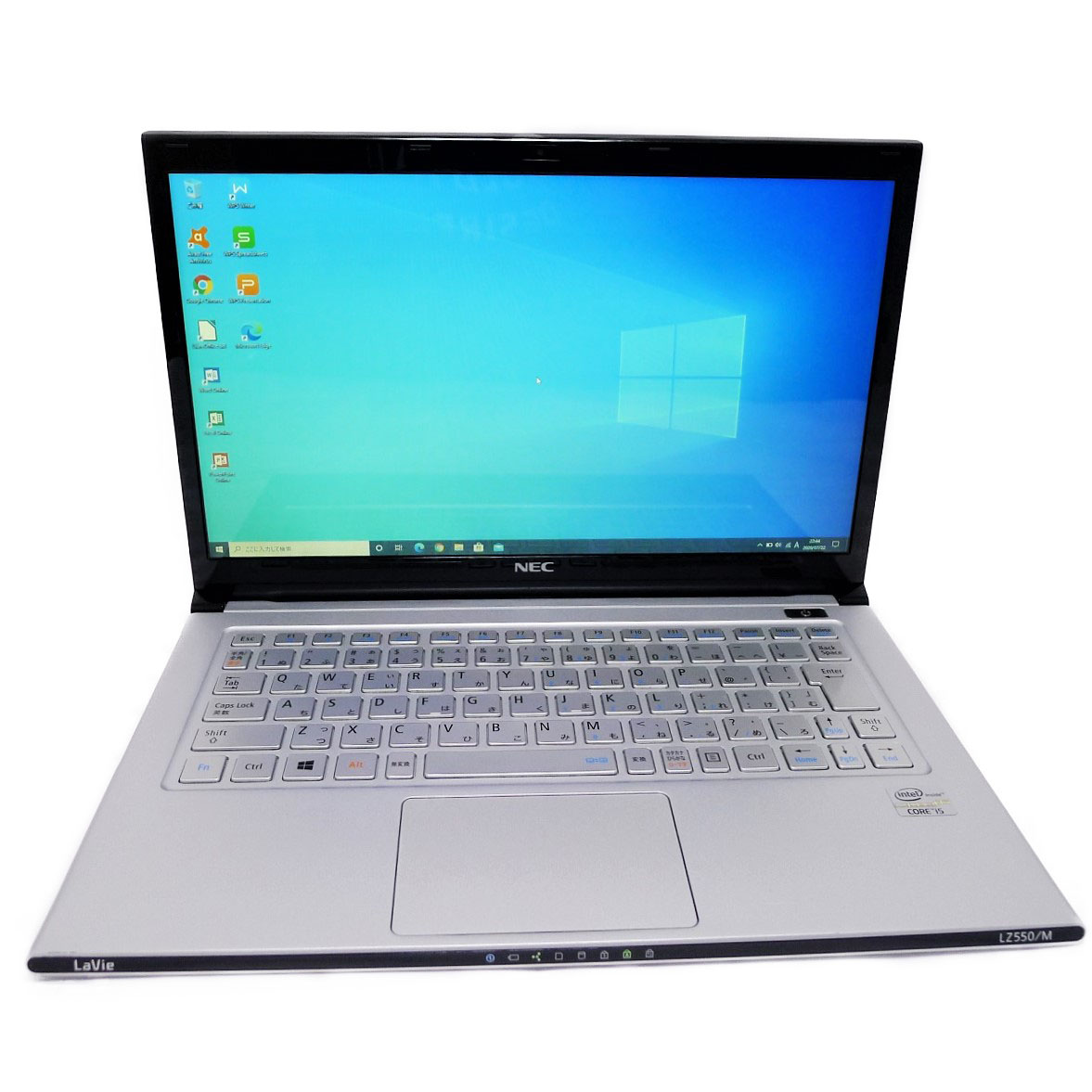 NEC LaVie LZ550MSSCore i5 4GB 新品SSD960GB 無線LAN Windows10 64bitWPSOffice 13.3インチ モバイルノート 中古 中古パソコン 【中古】 ノートパソコン