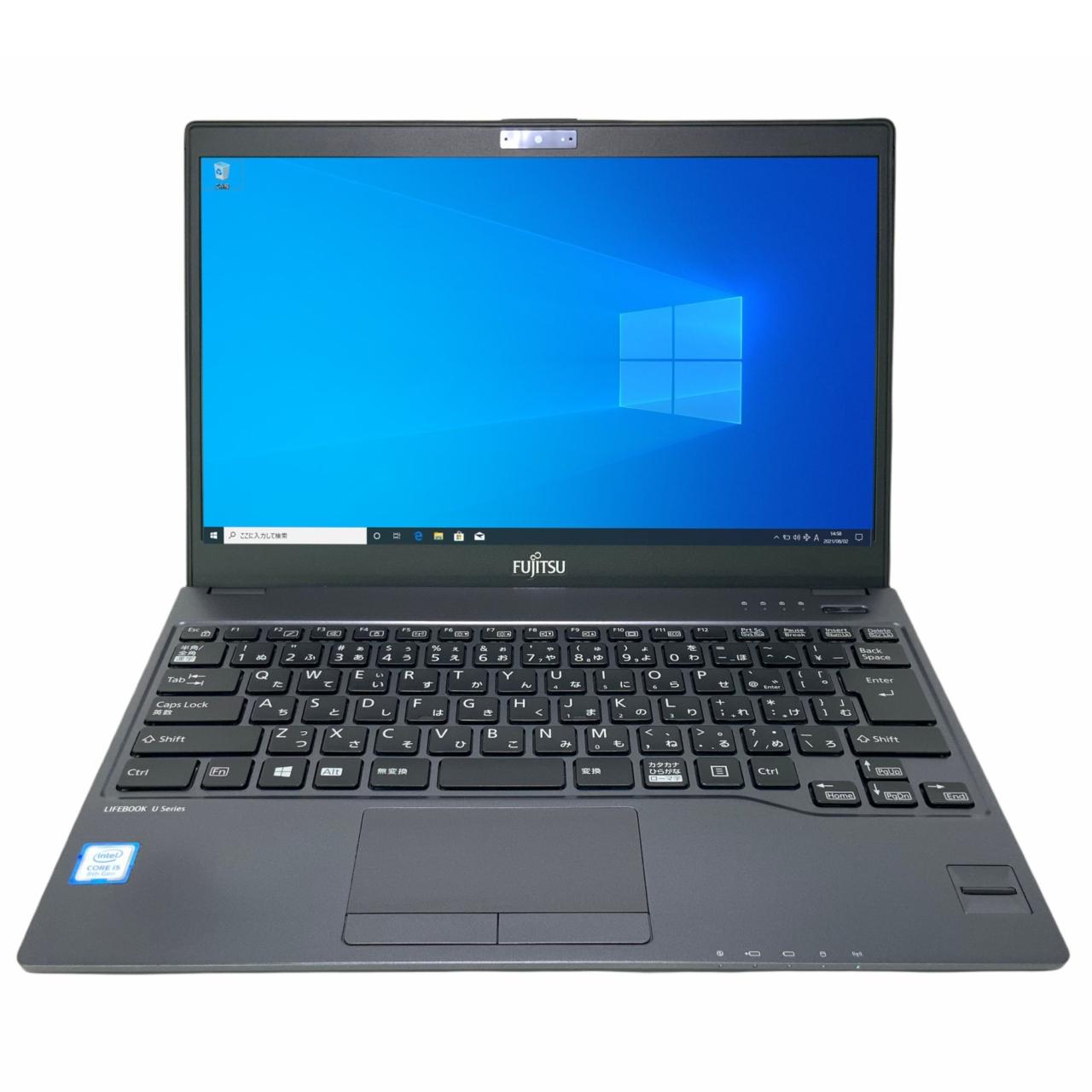 FUJITSU LIFEBOOK U938 S Core i5 4GB 新品SSD960GB 無線LAN フルHD 新品 カメラ 13.3インチ Office 64bit 国産品 中古パソコン 中古 Notebook ノートパソコン Windows10 WPS