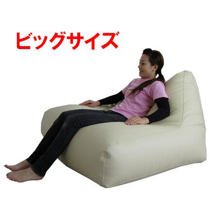 【送料無料】極上の座り心地存在感抜群のビッグなクッション・レザータイプ日本製・アイボリーブタさんの人形プレゼント