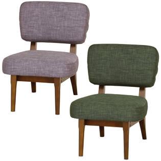 【送料無料・一部地域を除く】天然木製1人掛けソファかわいい・おしゃれ・一人暮らしのお部屋にも。北欧風・暖かいブラウン