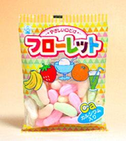 人気急上昇 素朴な味わいのお菓子です 日本全国 送料無料 竹下製菓 フローレット 60g×20袋