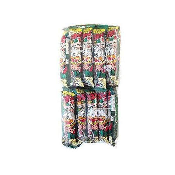 駄菓子の大定番 やおきん 期間限定今なら送料無料 うまい棒 超安い やさいサラダ味 6g×30袋