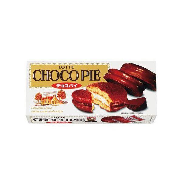 もっと ケーキしっとり 激安通販販売 チョコしっかり ロッテ 6個×5箱 信頼 チョコパイ