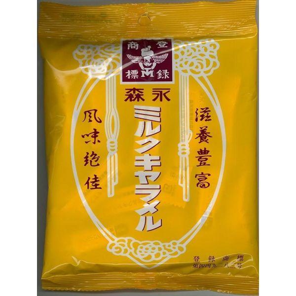 滋養豊富 人気の製品 風味絶佳 ミルクキャラメル袋97g×6袋 市販 森永