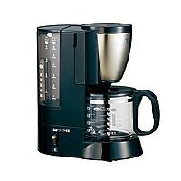 【送料無料】象印 コーヒーメーカー EC-AS60-XB(ステンレスブラック)メッシュフィルター 濃度調節2段階