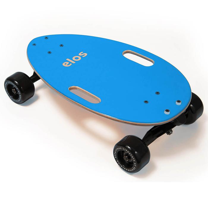 elos/イロス スケードボード【ブルー】EL311 Elos Classic Complete(ElosBlue)36832【送料無料】オオトモ簡単 安定 コンパクト シティライド おしゃれ