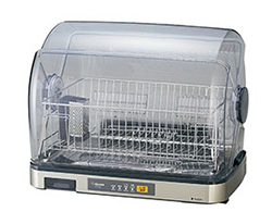 象印 食器乾燥機 EY-SB60-XH ステンレスグレー 食器6人分 丸洗いOK【送料無料】