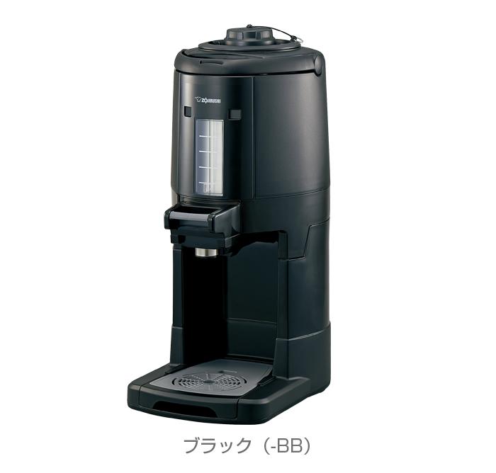 象印 真空ドリンクディスペンサーSY-BA60-BB ブラック(6.0L)業務用 ステンレスまほうびん 大容量 保温・保冷【送料無料】