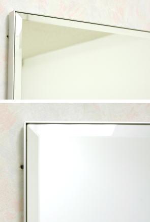 【mralw917x1832】鏡 ウォールミラー 壁掛けミラー オーダー イージーオーダー サイズオーダー サイズ特注 サイズ自由 ミラー シンプル スタイリッシュ カジュアル ナチュラル モダン 北欧風 国産 玄関ミラー 洗面所 寝室用 リビングルーム