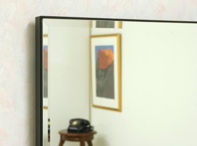 【mrssw767x1834】鏡 ウォールミラー 壁掛けミラー オーダー イージーオーダー サイズオーダー サイズ特注 サイズ自由 ミラー シンプル スタイリッシュ カジュアル ナチュラル モダン 北欧風 国産 玄関ミラー 洗面所 寝室用 リビングルーム
