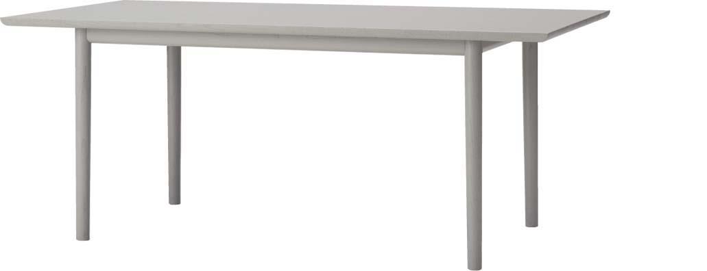 キャンティーン 木製テーブル ライトグレー 1800W×900D【送料込み】