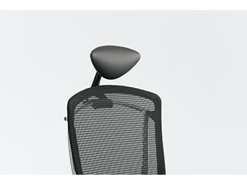 オカムラ コンテッサセコンダ Contessa secondaオフィスチェア CC501Y コンテッサセコンダ用小型可動ヘッドレスト ( 送料込み)