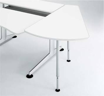 クルーズ 連結テーブル直線サイド型 【送料込み】