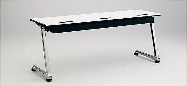 INTERACT PRO(インターアクトプロ) 1800W×600D配線孔付 棚板なし 幕板なし 【送料込み】