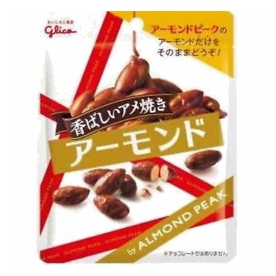 グリコ 香ばしいアメ焼きアーモンド 35g 120コ入り (4901005501270c)