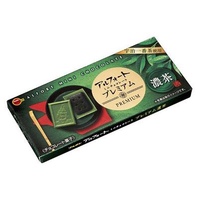 ブルボン アルフォートミニチョコレートプレミアム濃茶 12個 120コ入り 2018/04/17発売